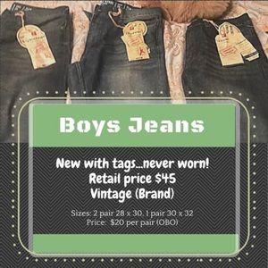 Authentic Original Vintage Style